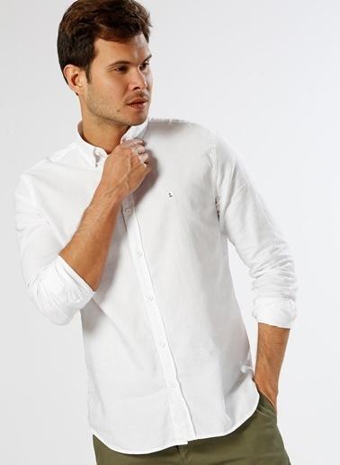 Limon Company Uzun Kollu Gömlek Beyaz